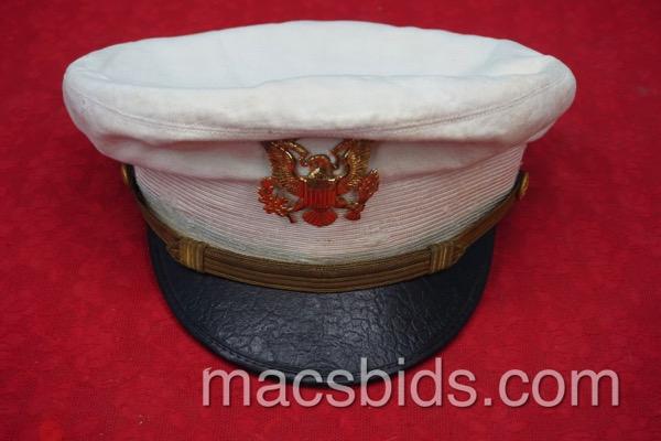 Vintage Captains Hat - Macs Bids Archives