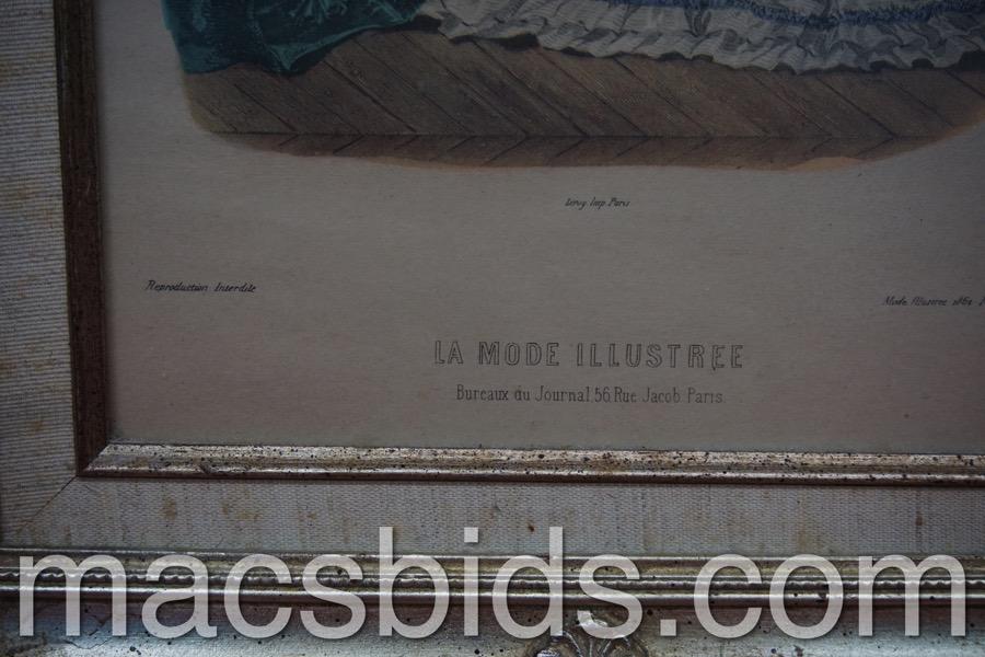 La mode illustree bureaux du journal rue jacob paris for sale